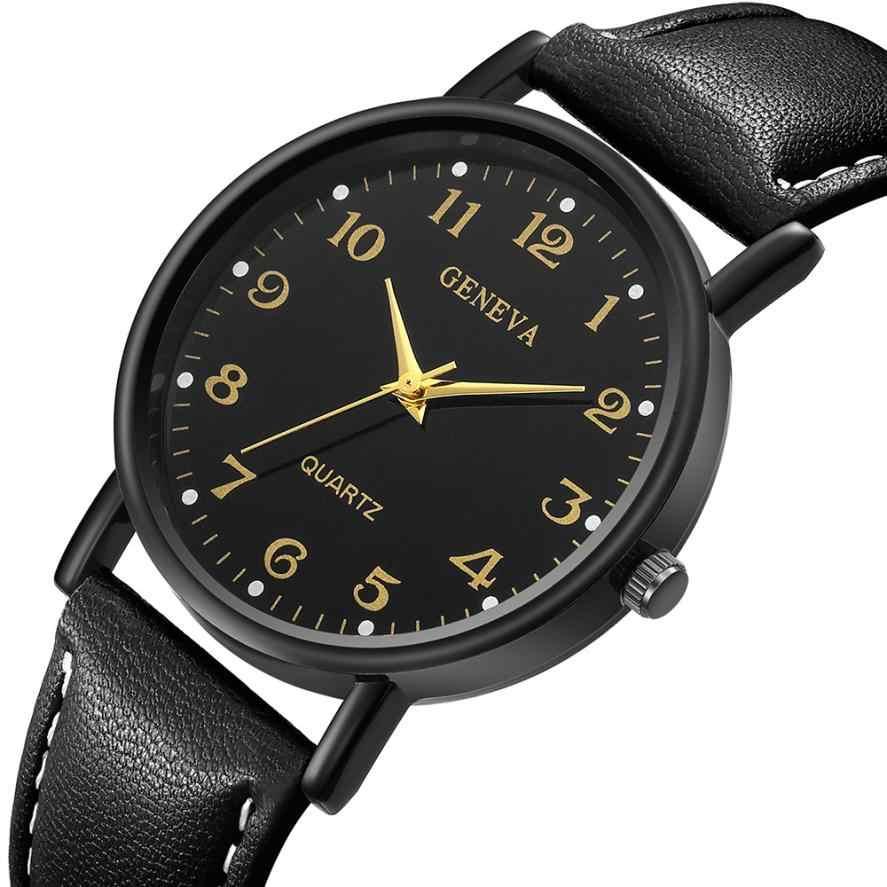 ผู้ชายทหารกีฬานาฬิกาควอตซ์บุรุษแบรนด์หรูหนังกันน้ำชายนาฬิกาข้อมือRelógio Masculino 8225 D Ropshipping