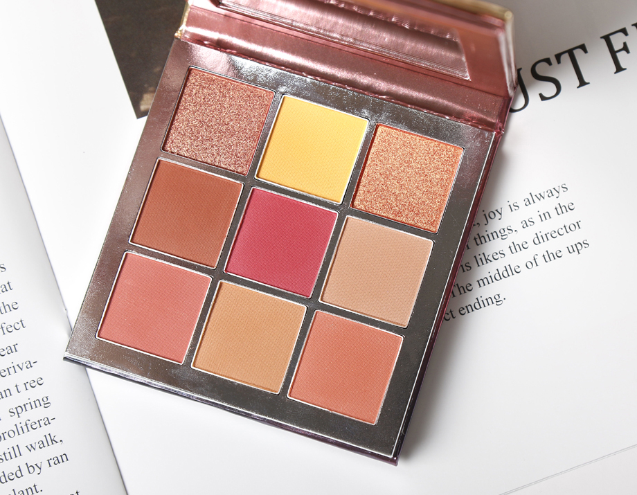 Beauty Essentials Miaool Obsessions Palette Topaz 9 Colors Shimmer Matte Eyeshadow Palette Beauty Precious Stone Mini Makeup Eye Shadow