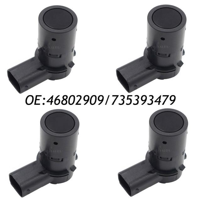 4PCS 46802909 PDC Parking Sensor 735393479 735429755 For Fiat Multipla Stilo Croma Doblo Ducato Idea Marea Palio Musa