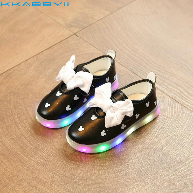 KKABBYII-Children-Shoes-New-Fashion-Cartoon-Led-Shoes-Girls-Princess-Cute-Shoes-With-Light-luminous-Sneakers-Size-21-30-2