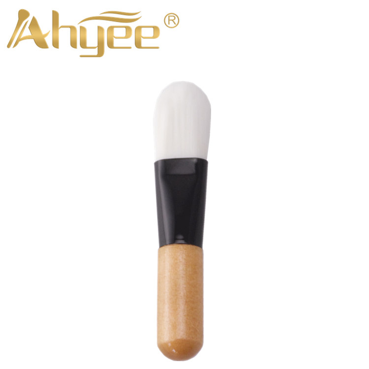 YAYI Hot Sales 2 Stuks / set Professionele Mini Foundation Borstel - Make-up