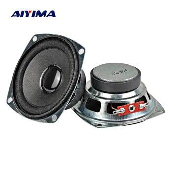 3Inch 77mm Full Range Speakers 4Ohm 5W 1