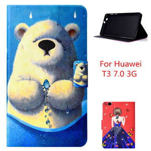 cover For Huawei MediaPad T3 7.0 3G BG2-U01 Protective case