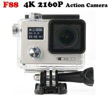 In Stock! F88 Sport Cam 4K 24fps Ultra HD Notavek 96660 Waterproof Action Camera 2.0″ Dual Screen 2160P Waterproof Dash Camera