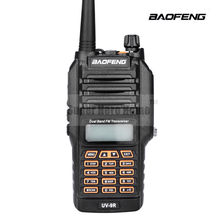 Baofeng UV-9R Portable Walkie Talkie 8W UHF VHF UV Dual Band Waterproof Ham Two Way Radio Comunicador Transceiver Long Distance(China)