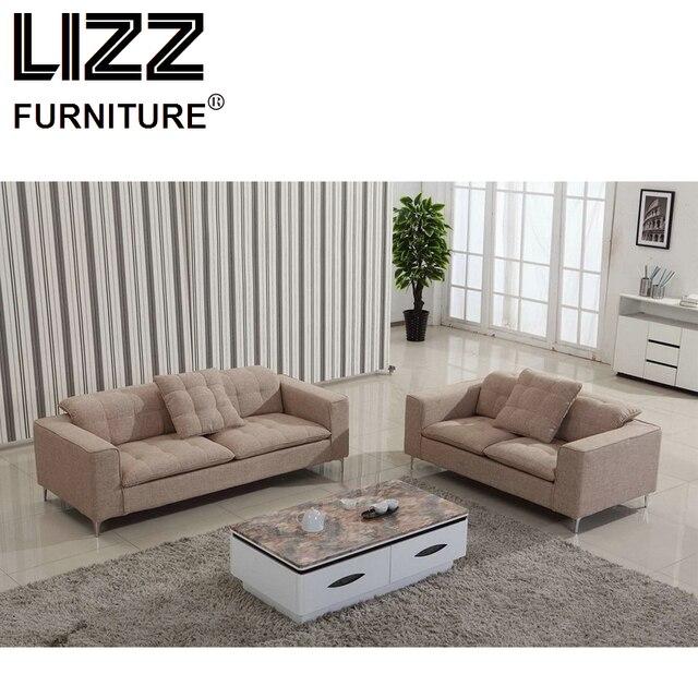 hoekbanken loveseat stoel hoge kwaliteit stof woonkamer meubels