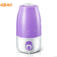 4L Large Capacity Humidifier 240V Air Conditioning Essential Oil Fragrance Ultrasonic Atomizer Aroma Mute Bedroom Home