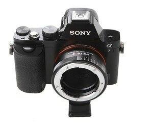 Image 5 - VILTROX NF NEX เลนส์ W/ขาตั้งกล้องรูรับแสงแหวนสำหรับ Nikon F AF S AI G เลนส์ SONY E กล้อง A9 A7SII A7RII NEX 7 A6500