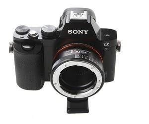 Image 5 - Viltrox NF NEX עדשת מתאם w/חצובה הר צמצם טבעת עבור ניקון F AF S AI G עדשה לסוני E מצלמה A9 A7SII A7RII NEX 7 A6500