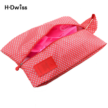 Multipurpose Waterproof Brand Oxford Shoe Bags Dust-proof Pouch Travel Organizer Bag Cosmetic Bags