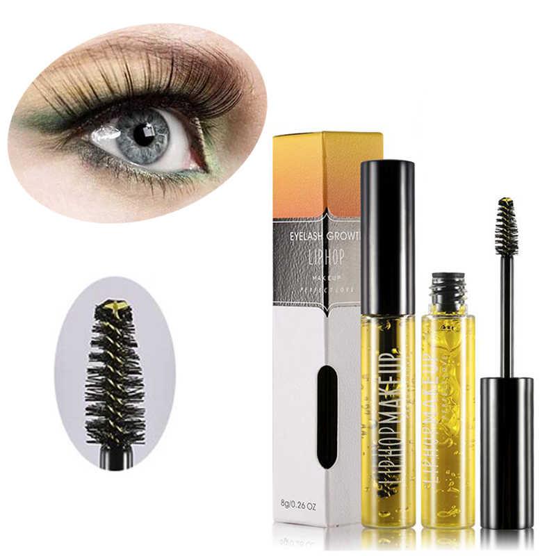 99f30ffd189 LIPHOP Brand Eyelash Growth Serum Liquid Makeup Powerful Enhancer Eye Lash  Treatments 100% Natural Thicker