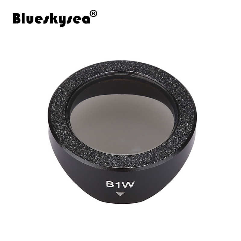 Blueskysea CPL Filter Circular Polarizing Lens Cover For B1W DVR/Dash Camera