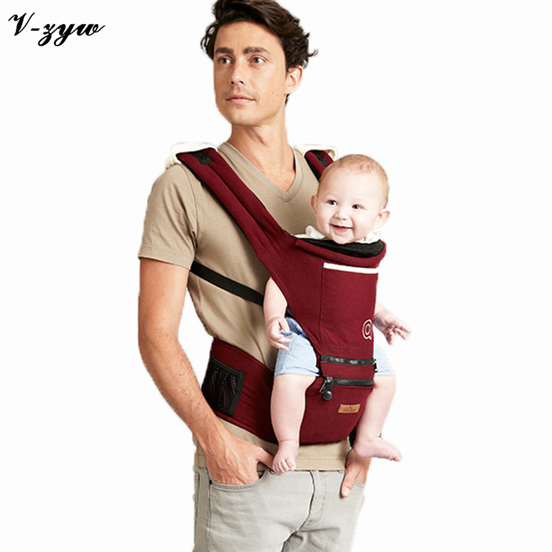 Classical New Born Front Baby Backpacks Carrier Comfort Baby Slings Fashion Mummy Child Sling Wrap Bag Infant Carrier GZ127 classical organic new born baby carrier comfort baby slings fashion mummy child sling wrap bag infant carrier