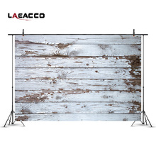 Laeacco Fade Old Wood Boards Planks Wooden Texture Photography Backdrops Vinyl Customs Floor Backgrounds Props For Photo Studio