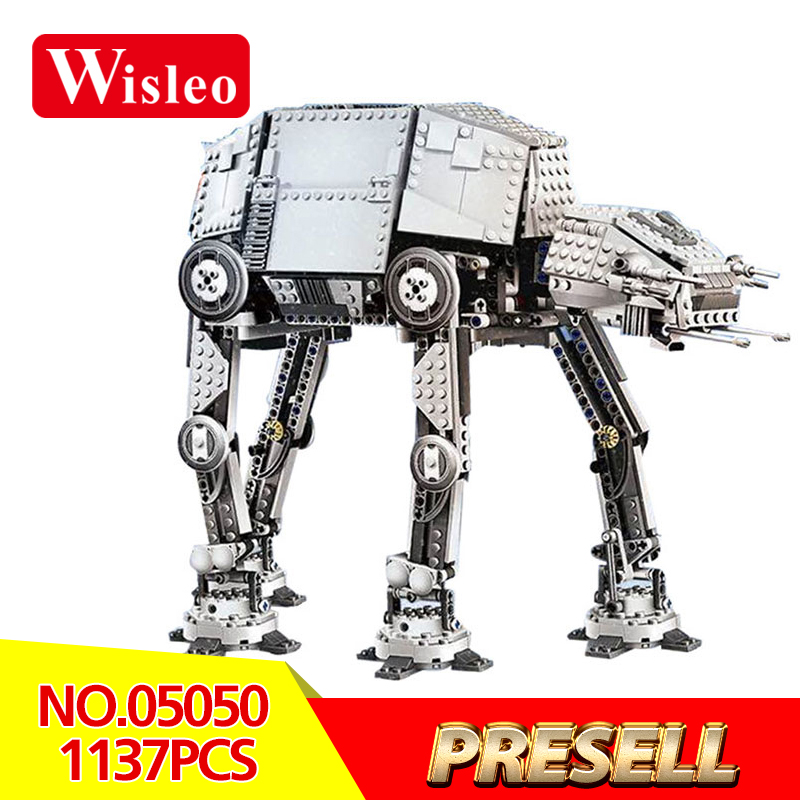 Wisleo 05050 Star Wars Classic 1137pcs the robot Model Building blocks Bricks Classic LegoINGlys 10178 toys for Children Gifts the rise of tomb raider laurahand model children model toys robot children gifts christmas gifts