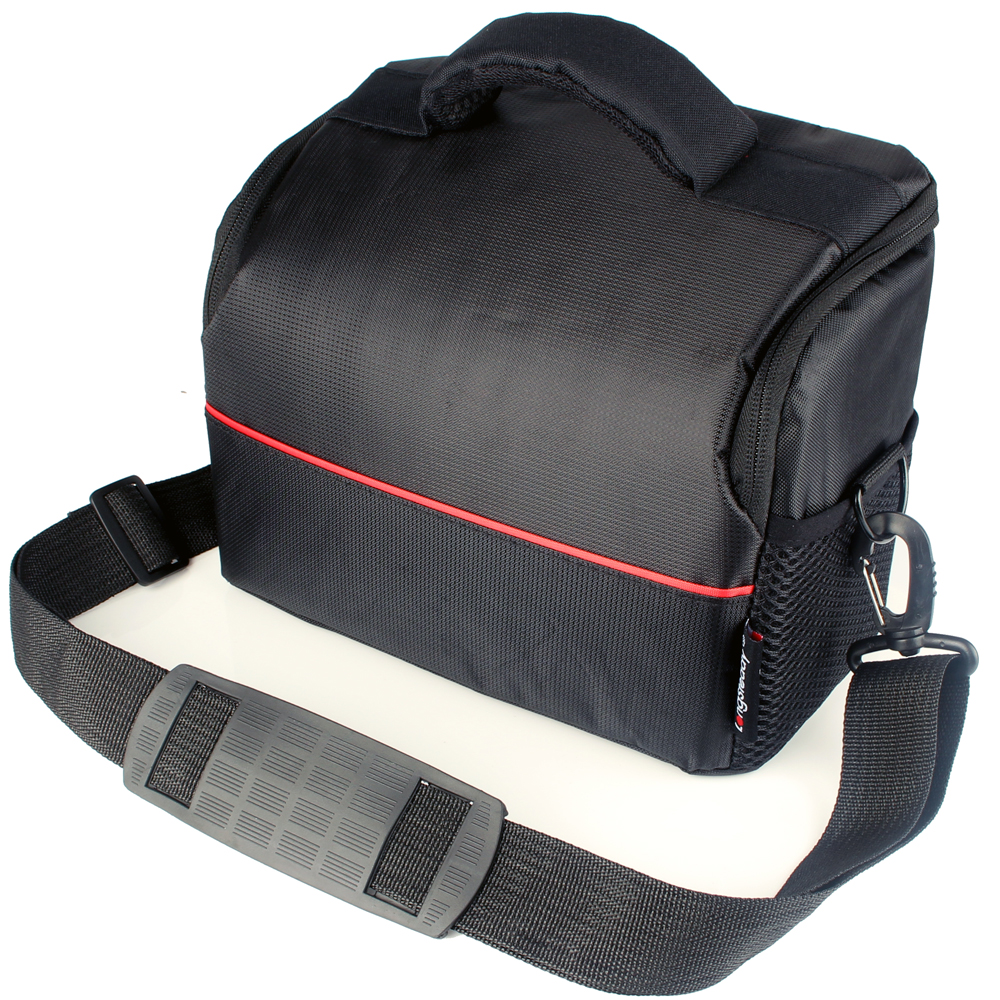 Camera Bag Lens Case for Sony A7III A9 A7 A7R II A6300 NEX7 A6500 Nikon D3300 D5300 D5500 D5200 for Canon 600D 700D SX50 SX60 HS