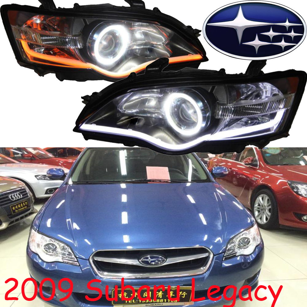 Subar legacy headlight 2009 free ship legacy fog light outback tribeca