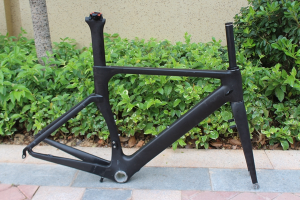 SOBATO cheap High Quality discount T1000 Carbon Road Bike Frame Aero Road Bicycle 52cm Carbon Frameset BB30 Glossy finish цена