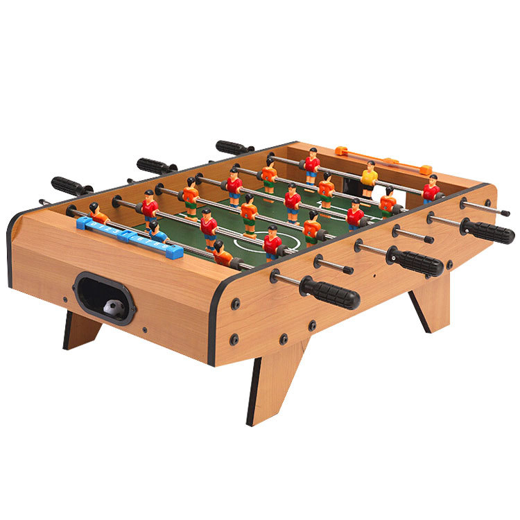 LK108 Eco-friendly ABS Table Football Multiplayer Interactive Board Games High Quality 6 Bar Table Soccer Table apdty 375116 engine oil pan