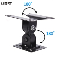New Arrival TV PC Monitor Wall Mount Durable Swivel 14 To 24 Flat Panel TV Monitor