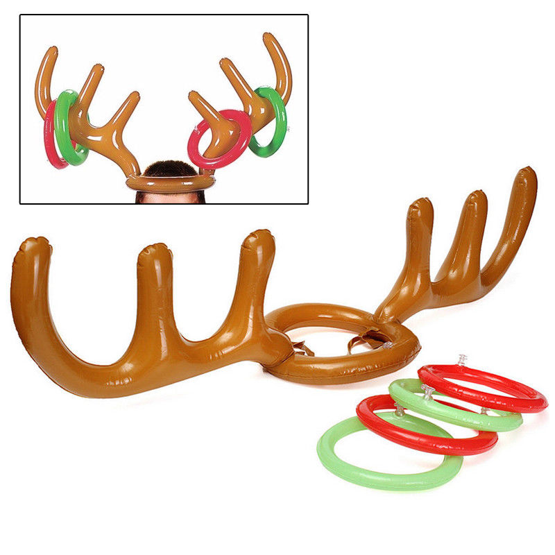 2017-1-Pcs-Christmas-Halloween-New-1-PC-Fashion-Funny-Reindeer-Antler-Hat-Inflatable-Toy-Party-Rings-Toss-Game-Kid-Gift-2