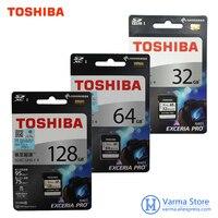 Toshiba SD Card 32g 64G 128G Memory Card Camera Card 4K Camera High Speed Card Storage