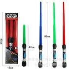 Star Wars Retractable Laser Sword Flash Sword Star Wars Lightsaber Retractable Acoustic Lightsaber Star Wars Series Lightsaber
