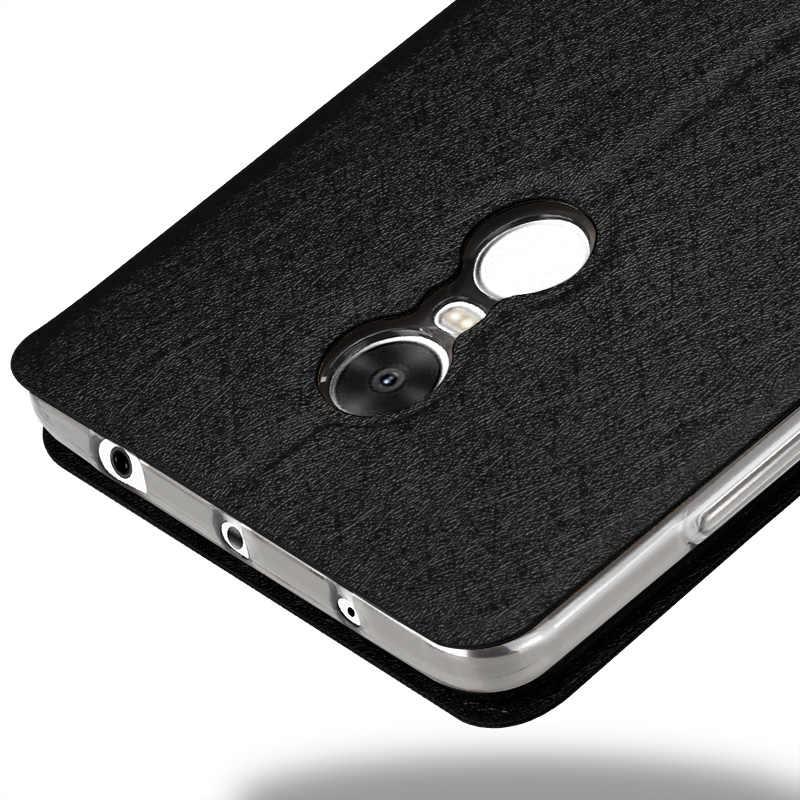 Xiaomi Redmi Note 4X чехол 5,5 откидная крышка кожанный кошелек Силиконовый ТПУ Оригинальный MOFI Xiaomi Redmi Note 4X pro Чехол Жесткий Роскошный чехол