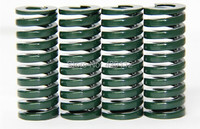 Free Shipping 10Pcs 20mm X 10mm X 25mm Spiral Metal Stamping Compression Die Spring