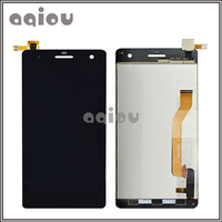 10Pcs Lot For WIKO Highway Assembly LCD Display Touch Screen Digitizer Full High Quality
