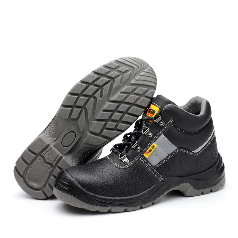 estática Safety Men Homens Aço Genuínos Couro Água Segurança 46 Botas Mb54 Trabalho Shoes À Prova Do Biqueira Sapatos Entressola Anti Poeira Size De D' Plus 36 g4Rfx