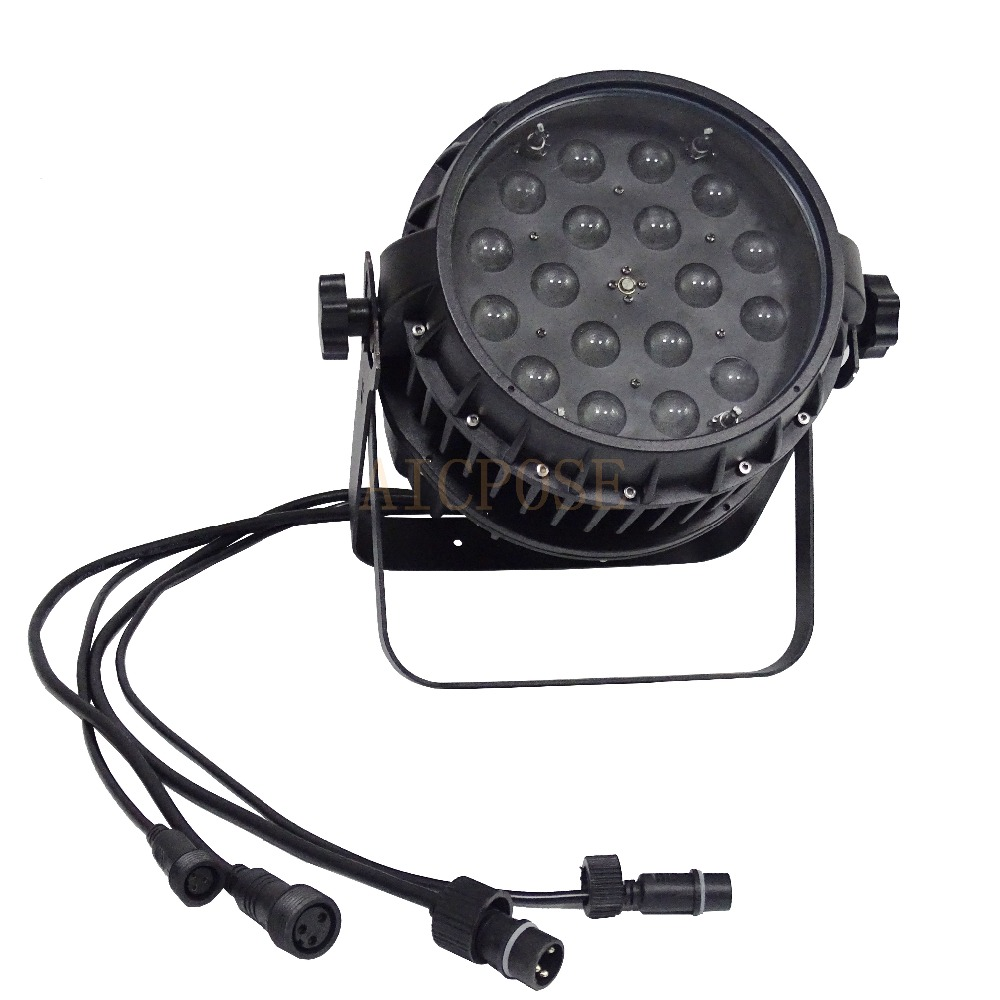 Zoom Par Light 18 x 12W IP65 Waterproof Led Light RGBW 4 in 1 Stage Light Par 64Zoom Par Light 18 x 12W IP65 Waterproof Led Light RGBW 4 in 1 Stage Light Par 64