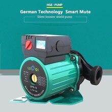 Per uso domestico 250w Pompa di Circolazione di Acqua Calda di Riscaldamento Per Riscaldare La Ultra silenzioso Pompa Booster Centrale di Riscaldamento Caldaia Aria condizionatore