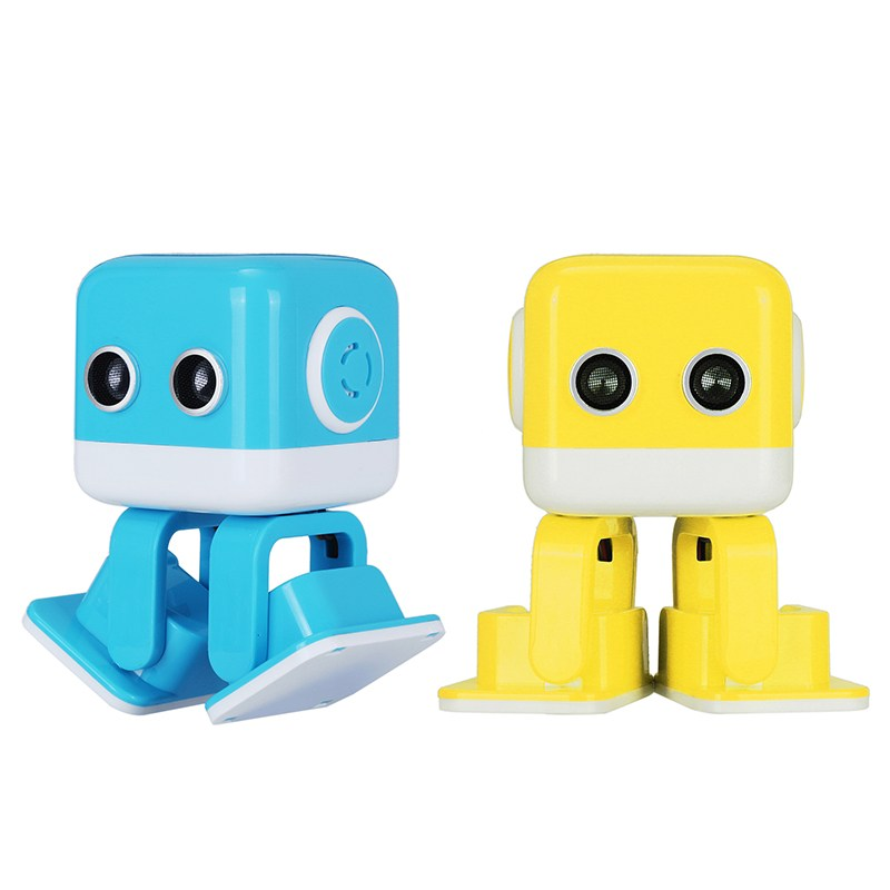 WLtoys Cubee F9 Intelligent Programming APP Control Remote Control Dancing Robot Toys For Kids Children Gifts Presents