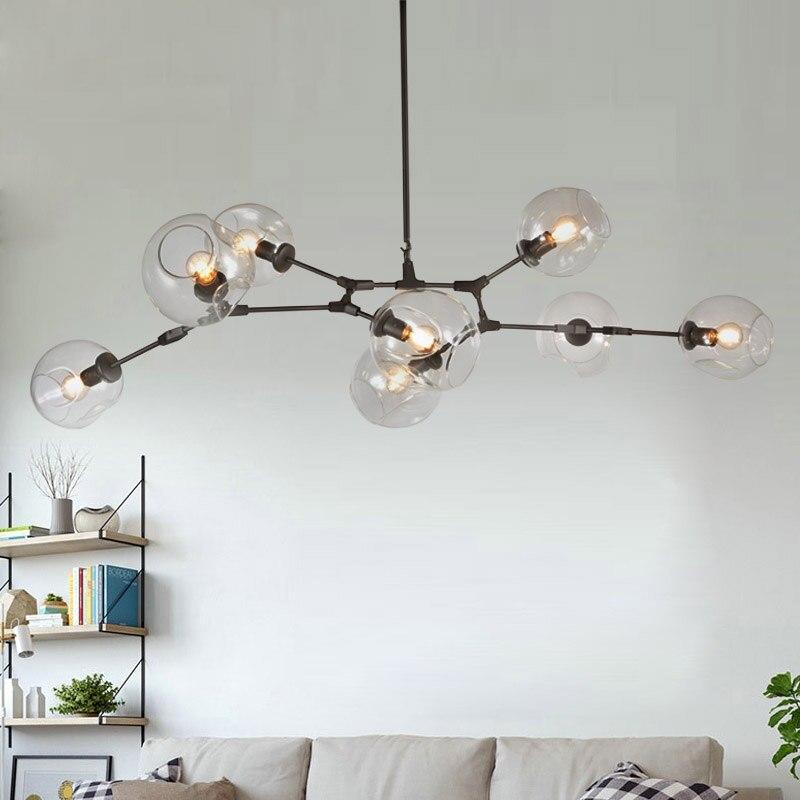Lustres minimalista e moderno lustre pendurado Interruptor : Interruptor