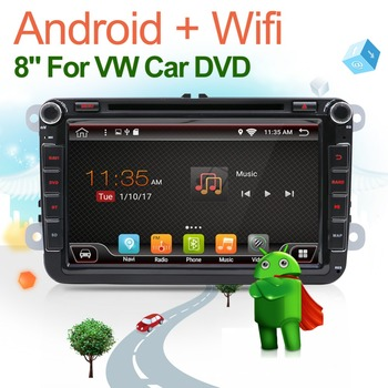 Bosion Android 10.0 autoradio 2 din car dvd vw GPS navigation for Volkswagen GOLF 4 GOLF 5 6 POLO PASSATCC JETTA TIGUAN TOURAN image