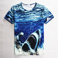Big Boy 3D Printed T-shirt Teenager Boys Girls Basketball Anime Beer Bottles Sharks Pattern T-shirts Short Sleeve Shirt tyh65591