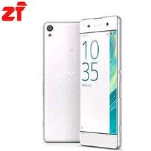 Новый Sony Xperia XA F3116 2 Гб оперативной памяти 16 Гб ПЗУ оригинальный телефон Бесплатная доставка