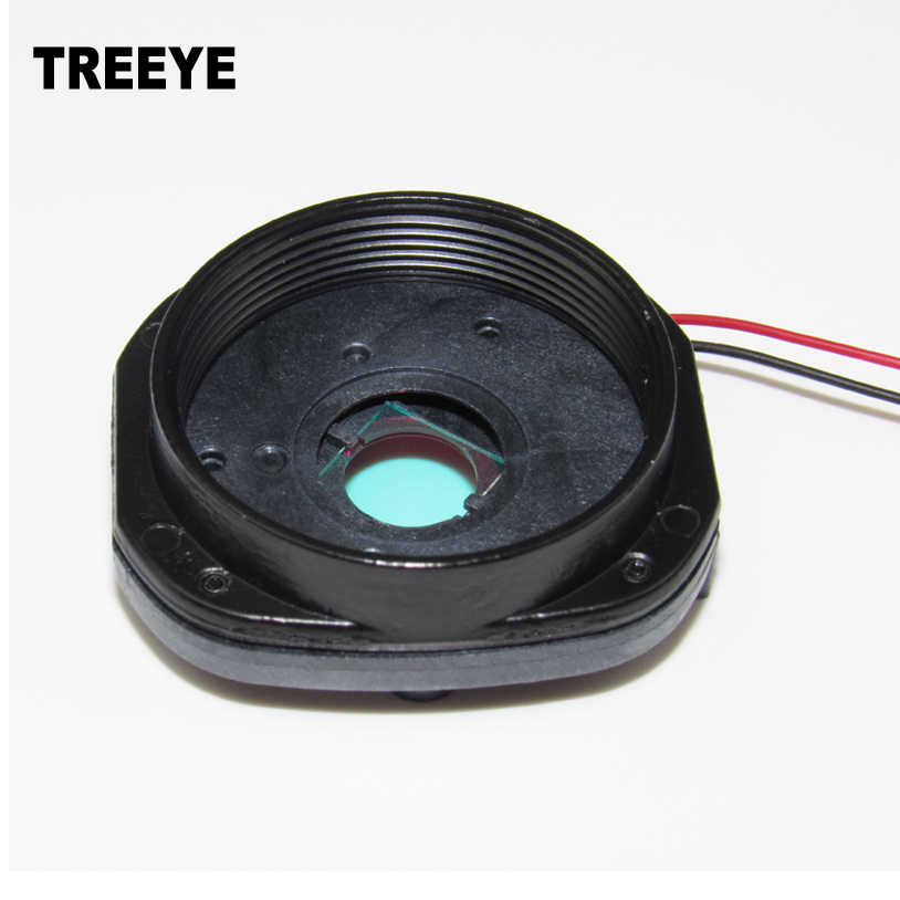 HD CS IR cut Filter ICR HD Camera CS lens mount holder for CCTV Cameras, Dual Filter, day night switch,Real Color Pictures