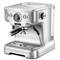 Dongling DL-KF5700 máquina de café expresso uso doméstico  cafeteira italiana para uso doméstico em aço inoxidável