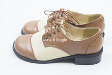 Classic Japanese College Style Uniform School Shoes for Girls