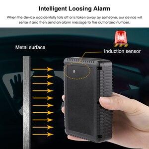 Image 4 - TKSTAR rastreador GPS 3G para coche, 7800mAh, 80 días de seguimiento, alarma de caída de choque, GPS