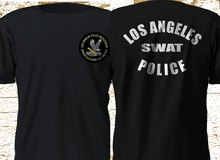 Los Angeles Swat Police T-shirt