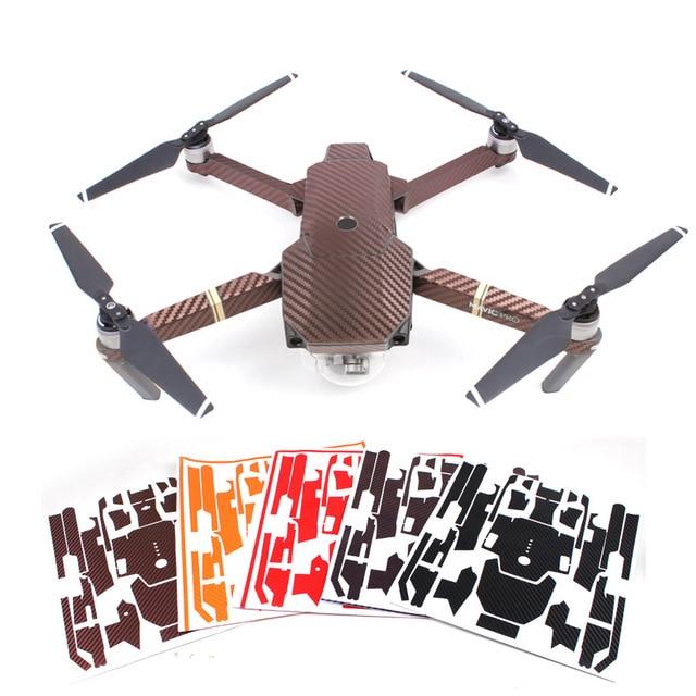 Наклейки комплект мавик эйр с таобао кофр для дрона фантом