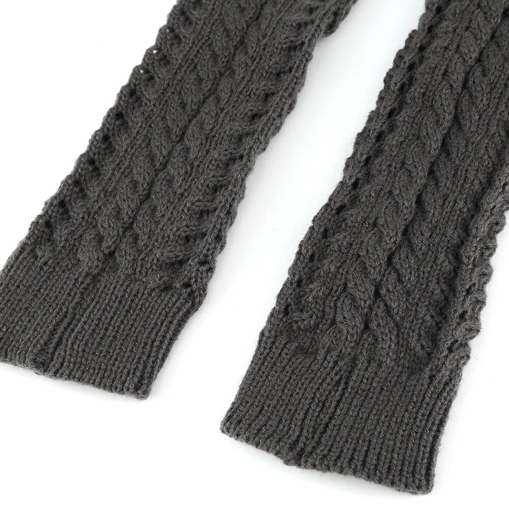 Aliexpress.com   Buy Women Knitted Woolen Stockings Leg Warmers ... 930fd82eae4e