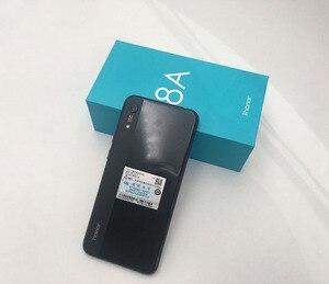 Image 3 - Nouveau arrivé Original Honor 8A 6.09 pouces MTK6765 Android 9.0 8.0MP + 13.0MP caméra 3020mAh visage déverrouillage