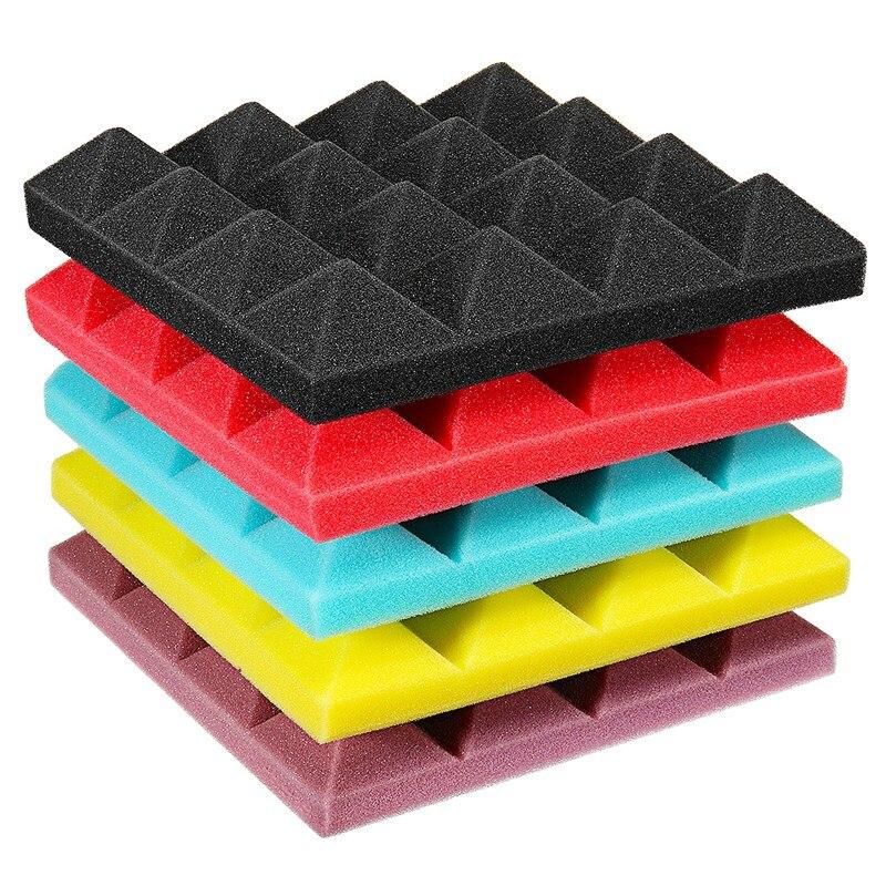 Mtgather Mini Pyramid Super Sound Insulation Soundproofing