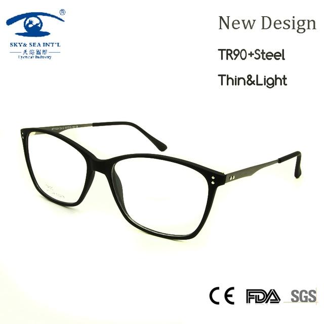 RAYTON New 2016 Italy Design TR90 Women's Prescription Eyewear Frames Super Light Butterfly Glasses Frame Womans Vintage Myopia