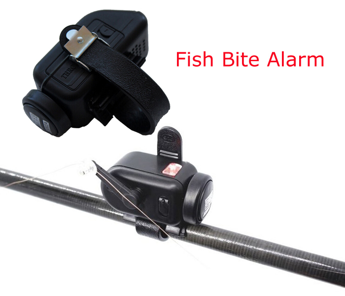Buy 2pcs lot newest volume and for Bite alert fishing pole
