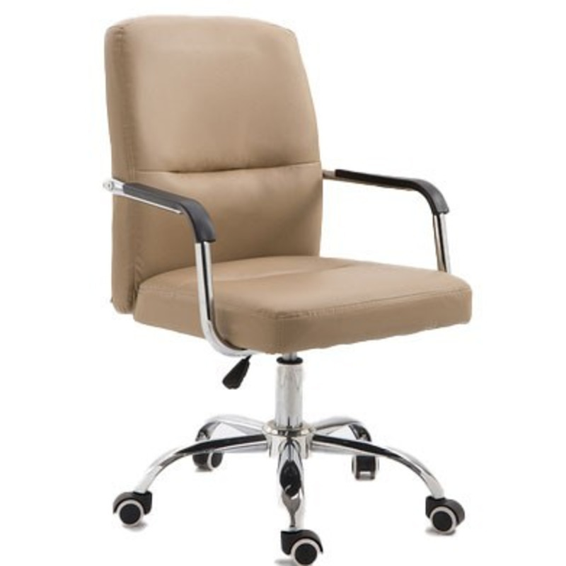 Luxury Quality 1808 Poltrona Office Live Silla Gamer Synthetic Leather Chair Wheel Ergonomics Can Lie Household Steel Feet